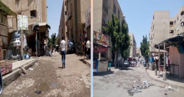 فيديو.. بشعار «ليست للأغنياء فقط».. سكان القاهرة الجديدة يشكون من الإهمال