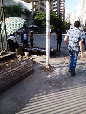 الإسكندرية ـ مزلقان فيكتوريا