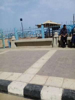 شواطىء الإسكندرية ليست للفقراء