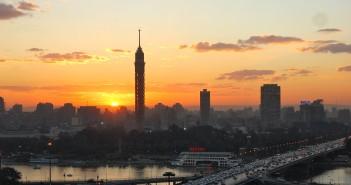 مصر .. برج القاهرة .. النيل