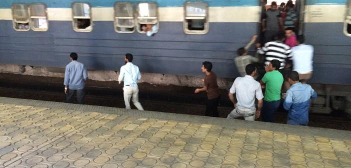 🚊 «تكية» سكك حديد مصر.. مواطن: ركبت قطارات دون محصل تذاكر 📷