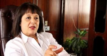 ليلى إسكندر، وزيرة التطوير الحضاري والعشوائيات