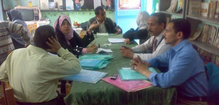 45 معلمًا بمدرسة «أبطال بورسعيد» في الزاوية الحمراء لم يصرفوا مكافأة الجودة 📷