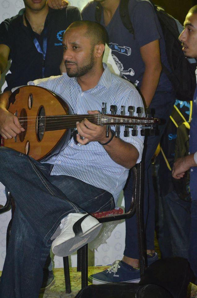 عازف العود هشام موسي