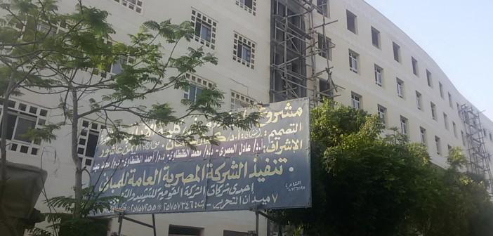 📷 11 عامًا دون اكتمال مبنى «آداب المنصورة» الجديد (صور)