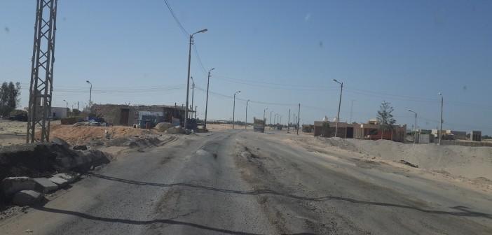📷 بالصور.. طريق الفيوم ـ أسيوط.. الإهمال الذي يقتل الغلابة