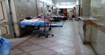 شارك المصري اليوم.. مستشفى الطوارىء بطنطا