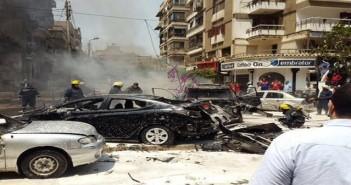 تفجير موكب النائب العام.. صورة مونيكا حنا