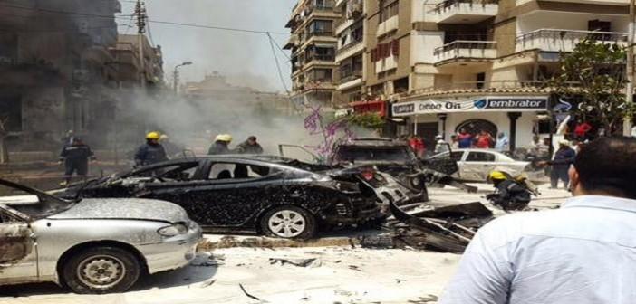 🔴 بالفيديو.. اللقطات الأولى لتفجير موكب النائب العام 📹