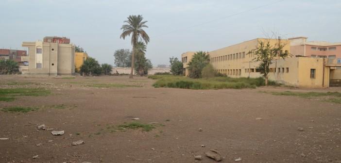 مستشفى «فيشا الصغرى».. حين كان صرحًا فهوى 📷