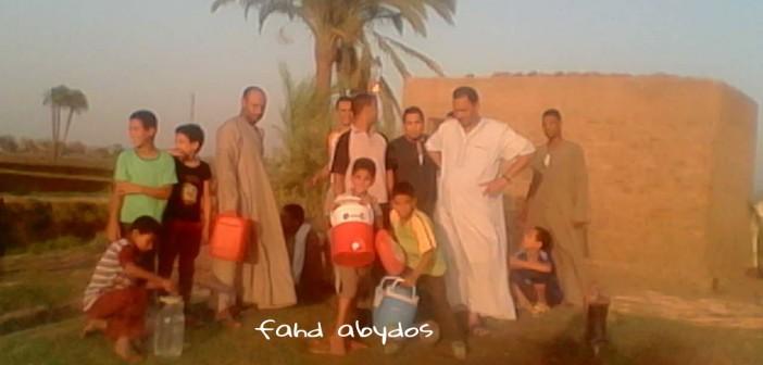 «عرابة أبيدوس» بسوهاج دون مياه نظيفة.. والأهالي: «عاوزين نشرب يا حكومة» 📷