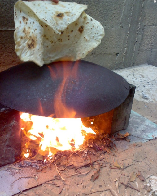 خبز الفراشيح.. تراث سيناء في وصفة يعشقها السياح