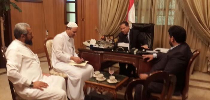 📷 مستثمرون مصريون بالسعودية بعد وقف أعمالهم ومنع مغادرتهم: سفيرنا قال «روحوا مصر فيها شغل كتير»