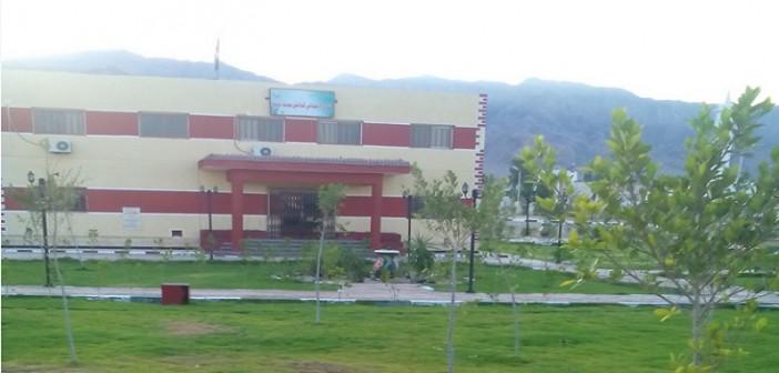 📷 نادي نوبيع مُغلق في وجه الأطفال بعد افتتاح المحافظ بـ«تنس طاولة» مع مدير الأمن