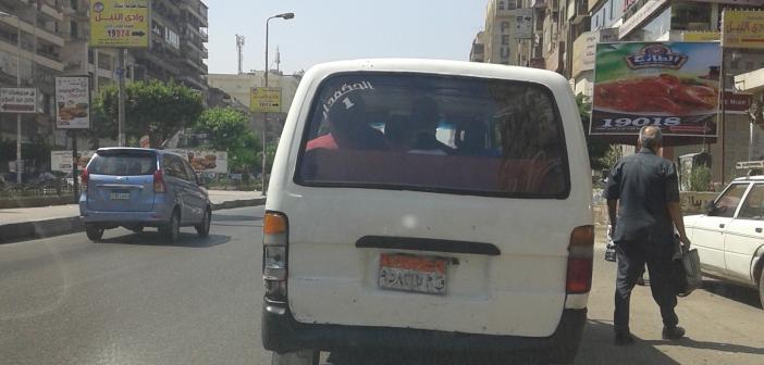 دولة الميكروباص في مصر 📷