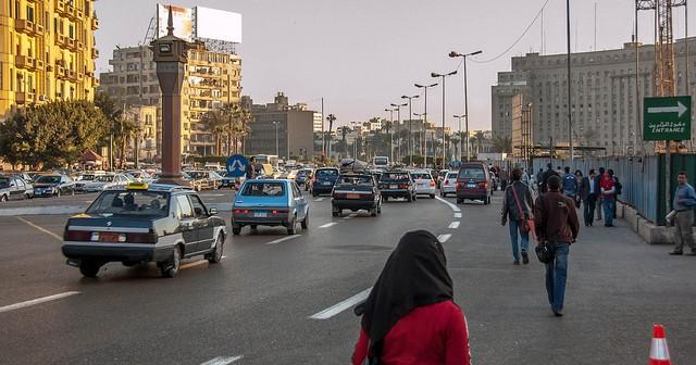 عن استغلال الأجانب في مصر.. «بخاف أقول أنا لبنانية»