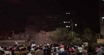 انفجار مبنى الأمن الوطني في شبرا الخيمة