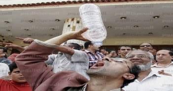 أرشيفية ـ انقطاع المياه في مصر