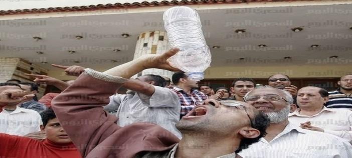 🔴 انقطاع المياه بمدينة الشروق لساعات طويلة يوميًا.. ومواطنون: «أنقذونا»