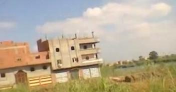 تعديات على نهر النيل