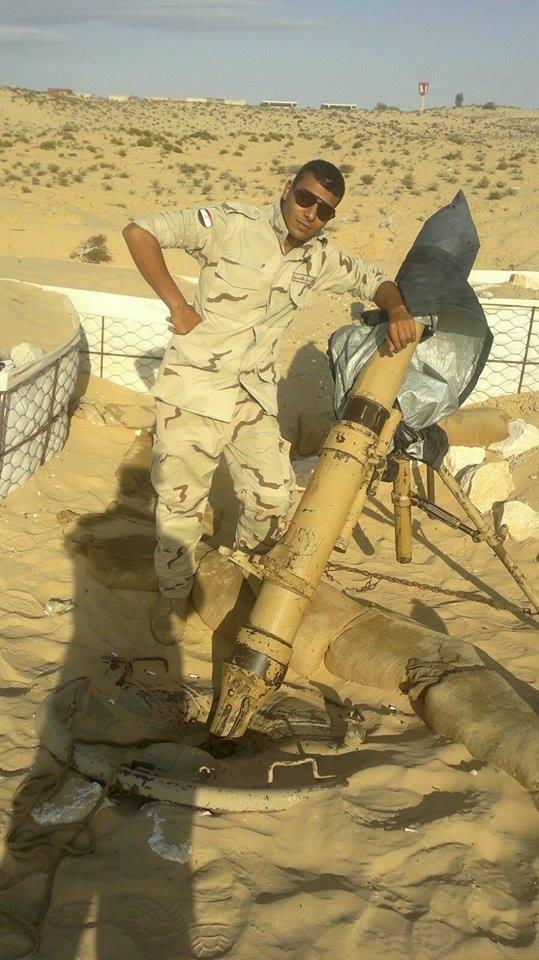 رامي السيد زيدان أحد شهداء هجوم كرم القواديس2
