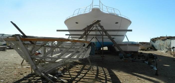 📷 على أعتاب الحر في بحري.. صناعة السفن بالأنفوشي تتداعى (صور)