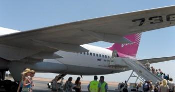 أرشيفية ـ  مطار شرم الشيخ