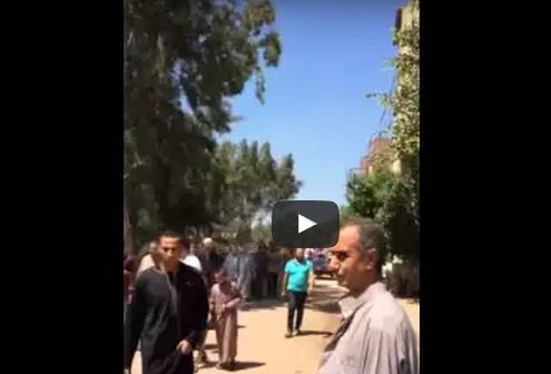 فيديو.. «منية أبيار» بالغربية بدون خدمات.. لا صرف لا مستشفى لا مدارس لا طرق