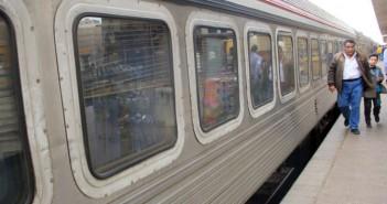 أرشيفية ـ قطارات مكيفة