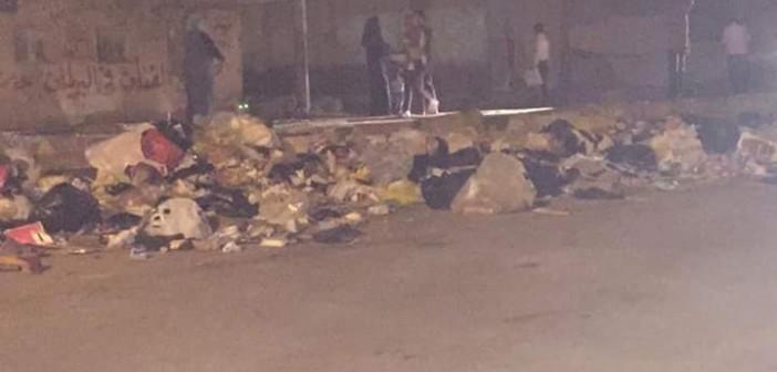 بالصور.. حملة للمطالبة بإقالة محافظ الدقهلية بسبب تفاقم أزمة القمامة 📷