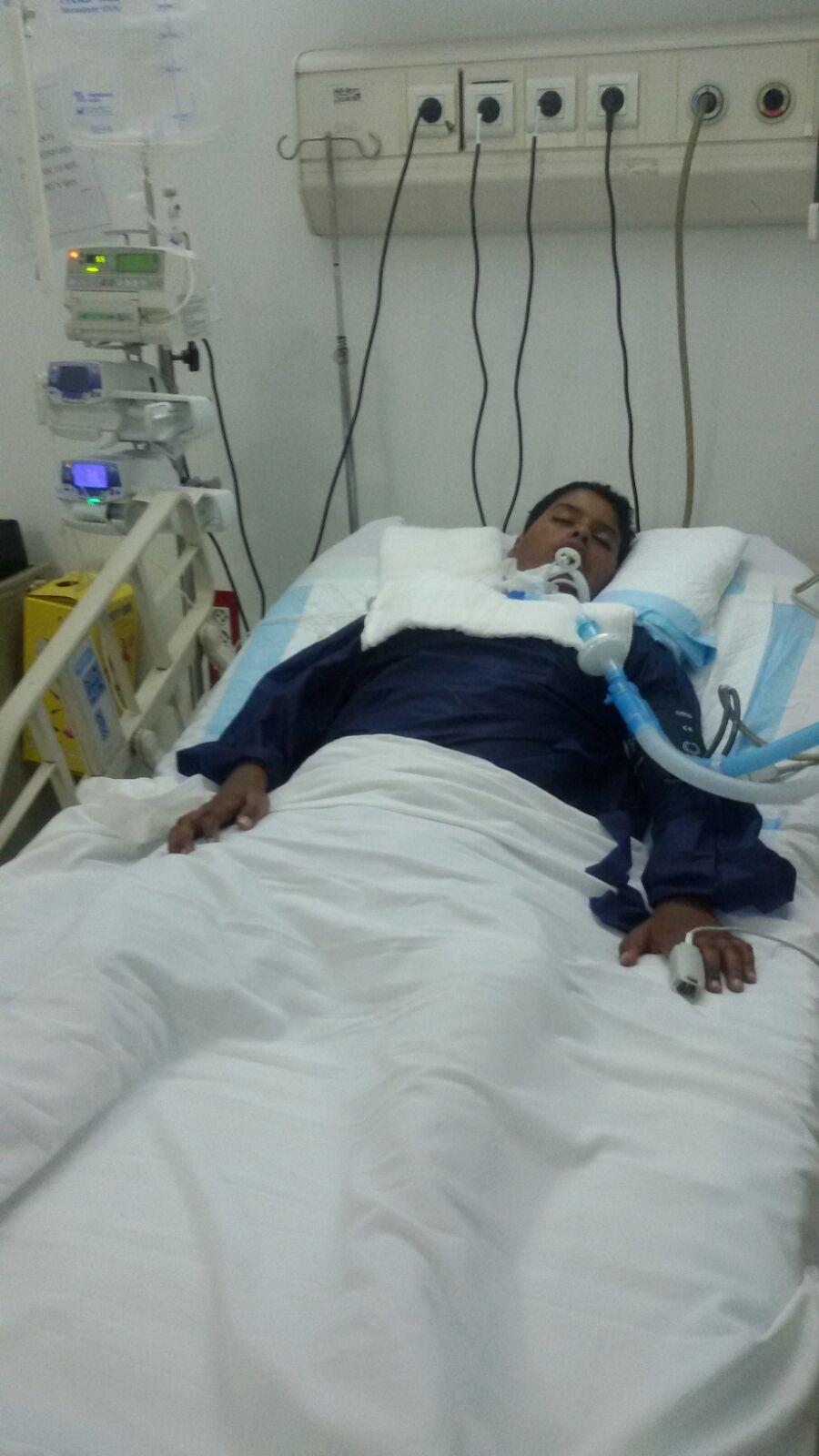 خطأ جراحي بمستشفى شهير بالمعادي يُغيب طفلا عن الوعي منذ 10 أيام