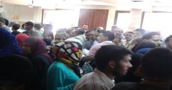 «حشر» سكان 4 أحياء بالقاهرة في سجل مدني يعمل بجهازي كمبيوتر