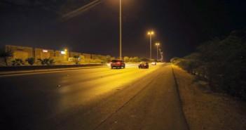 طريق ليلا ـ أرشيفية