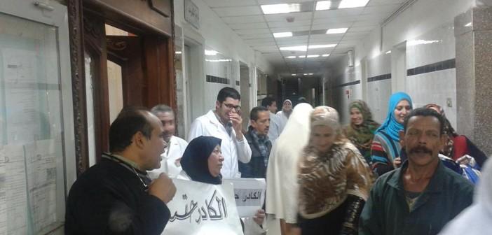 الاثنين.. وقفات احتجاجية بمستشفيات التأمين الصحي.. و«الأطباء» تخطر الداخلية