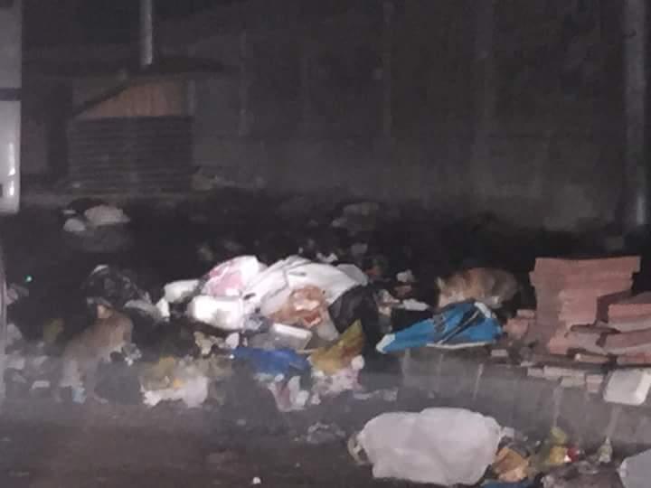 بالصور.. حملة للمطالبة بإقالة محافظ الدقهلية للمطالبة بسبب تفاقم أزمة القمامة