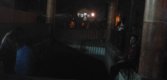 تحرش و«تثبيت» في نفق محطة قطارات المحلة لانعدام الإضاءة داخله 📷