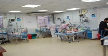مستشفى أطفال بنها ـ أرشيفية