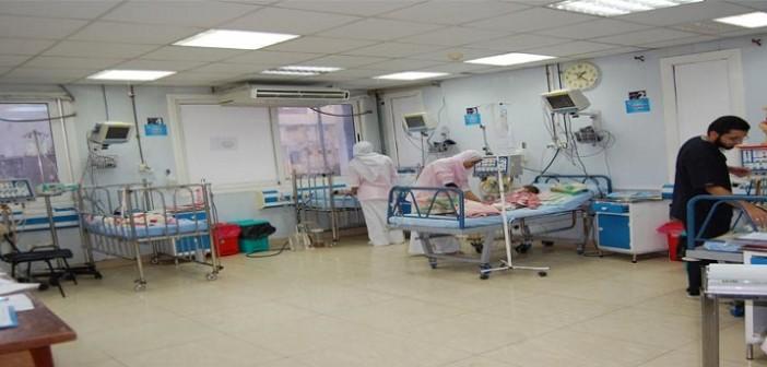مستشفى أطفال بنها يخالف تعاقده مع التأمين الصحي.. ويطلب مبالغ إضافية من الأهالي