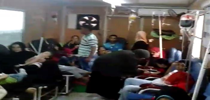 🔴 بالفيديو.. كارثة تُهدد الأطفال المرضى بمستشفى الدمرداش ▶