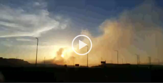 فيديو.. دخان مقلب القطامية يهدد حياة المواطنين.. ومطالب للسيسي بالتدخل ▶