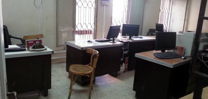 📷 مواطن يرصد تأخر موظفي الشهر العقاري بكفر الشيخ: «جاءوا 11 ومشيوا 1»