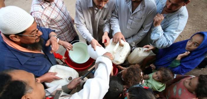 انقطاع المياه في حي فيصل.. ومواطنون: تغيب 17 ساعة يوميا