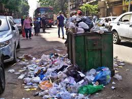 📷 لا حل لأزمة انتشار القمامة في شوارع الإسكندرية