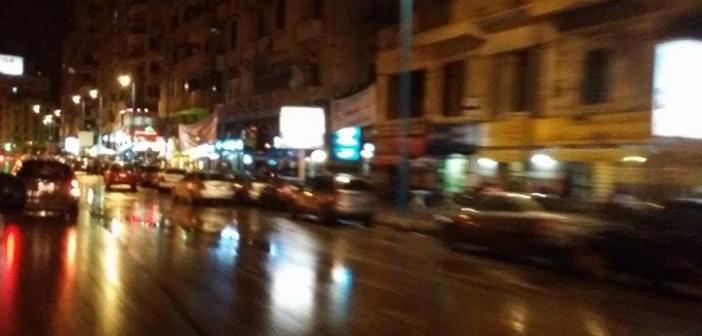 ▶ بالفيديو.. الإسكندرية من جديد.. أمطار غزيرة مصحوبة بموجة برق ورعد