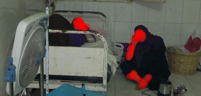 بالصور.. طاقم تمريض مستشفى دسوق بكفر الشيخ يوثق مشاهد الإهمال فيه 📷