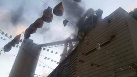 أهالي وادي القمر بالإسكندرية يطالبون الرئيس بإنقاذهم من تلوث مصنع أسمنت