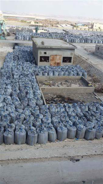 مصنع أسمنت في وادي القمر الإسكندرية يهدد حياة المواطنين