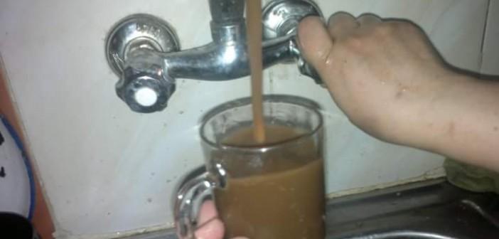 📷 «دة مش نسكافيه ولا شاي بلبن».. دي مياه الشرب بـ«محلة أبو علي»