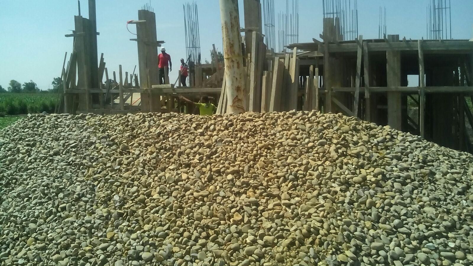 بالصور.. تعديات على الأراضي الزراعية في كفر الشيخ