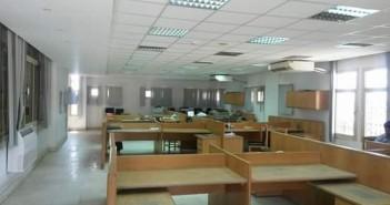 صور.. مأموريات ضرائب خالية من العاملين ضمن احتجاجات رفض «الخدمة المدنية»